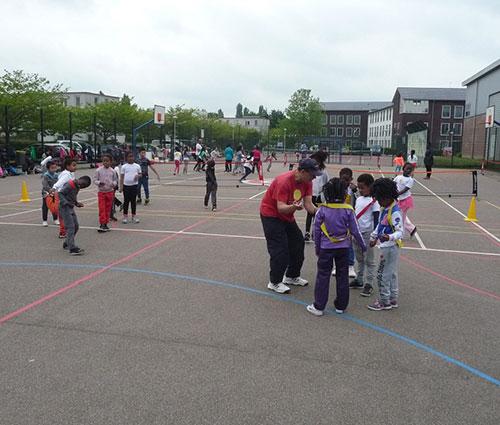 playground reigersbos